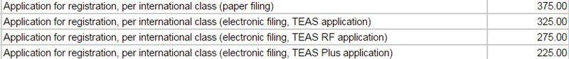 Tm fees (H0133845xD16FB)